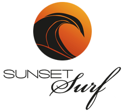 Sunset Surf logo